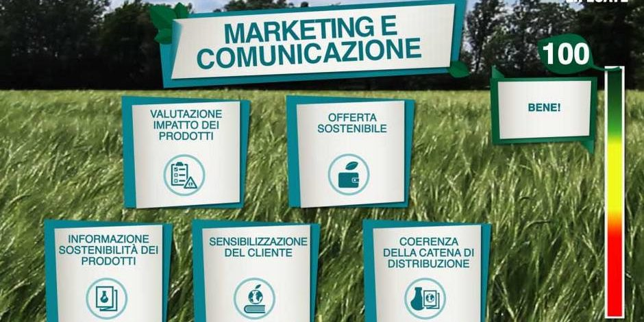 Marketing, comunicazione e sostenibilità
